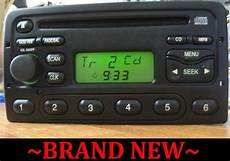 new 2001 2003 2004 ford focus fm cd radio stereo 2002