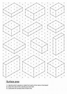 nets of cuboids and surface area lesson and worksheet by mrwhy1089 teaching resources tes