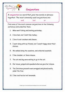 punctuation worksheets for grade 3 21000 grade 3 grammar topic 19 conjunctions worksheets lets knowledge