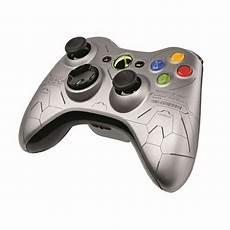 Manette Xbox 360 Sans Fil Halo Reach X360 Accessoire