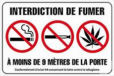 affiche défense de fumer affiches s 233 curit 233 panneaux cigarette interdiction fumer