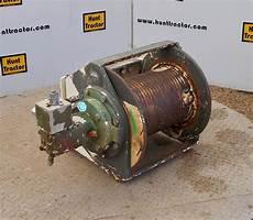 attachment zone used hydraulic winch for sale