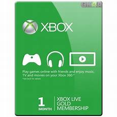 xbox live 1 month gold card gamekeys4all direct to