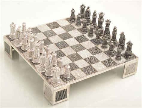 Jewel Royale Chess Set