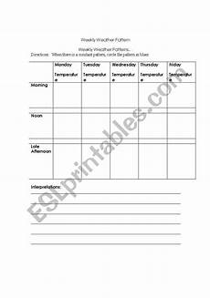 weather patterns worksheets 292 worksheets weekly weather pattern