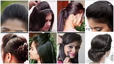 Puff Hair Style Step By Step