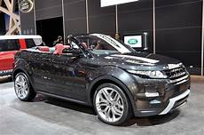 land rover range rover evoque convertible concept is a