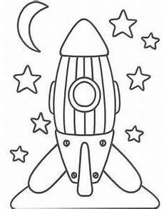 Malvorlagen Rakete Weltraum Adventure Malvorlagen Rakete Ausdrucken 2 N 228 Hen Applikationen