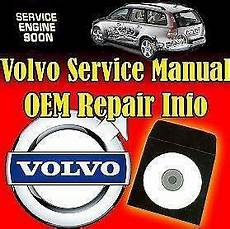 free service manuals online 2001 volvo s80 electronic valve timing volvo s60 repair manual ebay