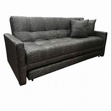 sofa cama negro sof 225 cama tukasa veracruz avanti negro alkosto tienda