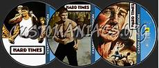 charles bronson collection times dvd label dvd covers labels by customaniacs id