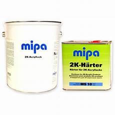 Acryllack Mischen G 252 Nstig Auto Polieren Lassen