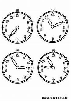 Uhr Malvorlagen Word Malvorlage Uhr Malvorlagen Uhrzeit Lernen Und Ausmalbilder
