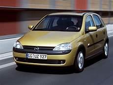 Opel Corsa C Technische Daten Und Kraftstoffverbrauch