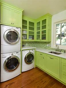 10 chic laundry room decorating ideas hgtv