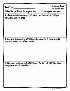 time worksheets differentiated 2965 elapsed time worksheets elapsed time worksheets differentiation