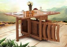 small apartment with foldaway table dining table home telescopic folding small apartment