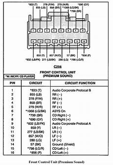 95 F150 Stereo Wiring Diagram Auto Electrical Wiring Diagram
