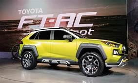 Toyota FT AC Concept Imagines Future Adventures  Autodevot