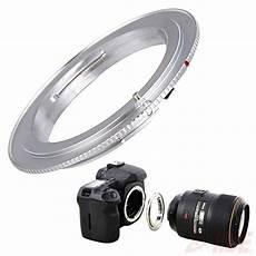 nikon al f to canon eos lens adapter ef rebel digital camera adapter ring ebay