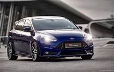 ford focus st mk3 in impact blue with images