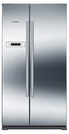 buy bosch side by side refrigerator 573 litres kan90vi20n