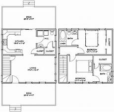 24x24 house plans 24x24 house 24x24h6c 1 086 sq ft excellent floor
