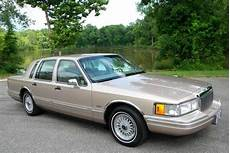 auto air conditioning repair 1992 lincoln town car instrument cluster purchase used 1992 lincoln town car quot signature series quot sedan 4 door 4 6l in mansfield ohio