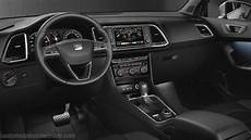 seat ateca 2016 dimensions boot space and interior