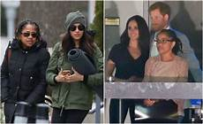 meghan markle doria radlan meet meghan markle and family parents siblings