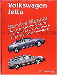 car repair manual download 2010 volkswagen golf head up display 2005 2010 vw jetta bentley repair shop manual original