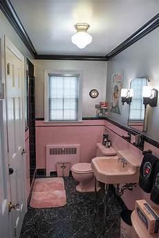 Bathroom Ideas Retro by 36 Retro Pink Bathroom Tile Ideas And Pictures