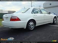acura 3 5 rl 2004 premium white pearl 2004 acura rl 3 5 photo 3