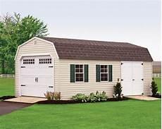 vinyl garage vinyl barn garages in pa and nj green acres