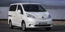 Nissan E Nv200 Reichweite - nissan e nv200 jetzt 200 kilometer reichweite autokiste