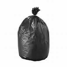 sac poubelle eco noir d 233 chet l 233 ger non tranchant 30 et
