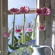 Fensterdeko Selber Machen - diy wir basteln eine frische fensterdeko