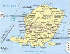 lombok mapking trip to the world lombok