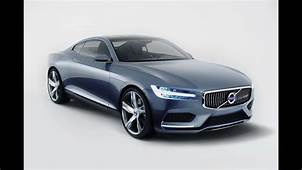 Volvo Coupe The New Concept 2016 Auto Show  YouTube