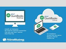Quickbooks Online Vs Desktop Vs Quickbooks Premier 2020
