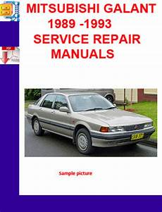 automobile air conditioning repair 2010 mitsubishi galant user handbook mitsubishi galant 1989 1993 service repair manuals tradebit