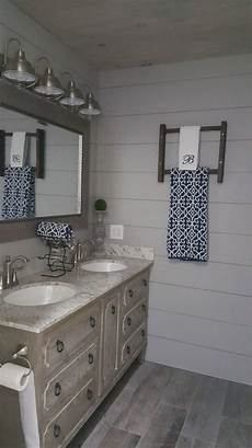 ugly 1970 s bathroom gets a farmhouse inspired makeover hometalk