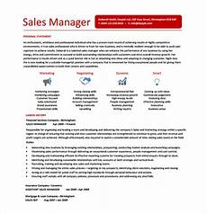 free 9 sle sales resume templates in pdf ms word