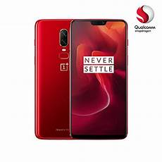 oneplus 6 smartphone 15 95 cm 6 28 zoll 19 9 touch display