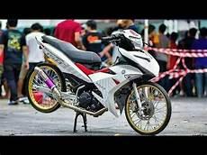 Modifikasi Mx King 150 by Modifikasi Mx King 150 Thailook Style Harian