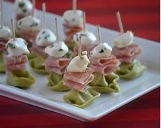 easy marinated mozzarella and tortellini appetizer litehouse foods