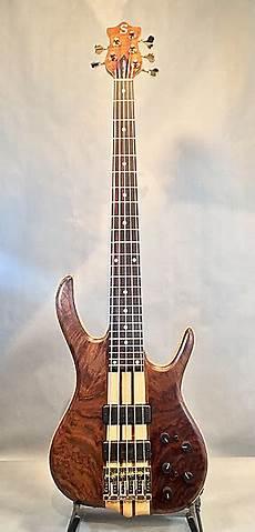Ken Smith Black Tiger Bsr5 Tn 5 String Electric Bass Reverb