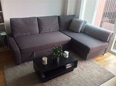 selling sofa bed with storage ikea friheten grey