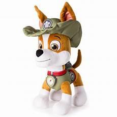 paw patrol malvorlagen tracker paw patrol jungle rescue real talking tracker plush