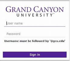 gcu staff portal gcu faculty portal easy access steps for the employees login